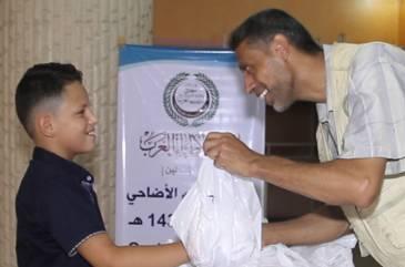 الأطباء العرب يختتم مشروع مكافحة الجوع وسوء التغذية