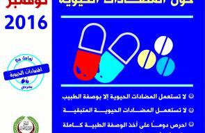 الأسبوع العالمي للمضادات الحيوية