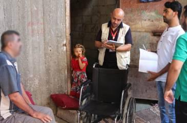 الأطباء العرب يطلق مشروعاً لإعادة تأهيل منازل ذوي الاحتياجات الخاصة