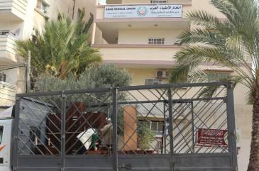 الأطباء العرب يوفر أثاث لغرف المرضى الفقراء في قطاع غزة