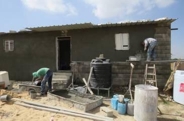 تحسين البيئة الصحية لمنازل الأسر الفقيرة في قطاع غزة