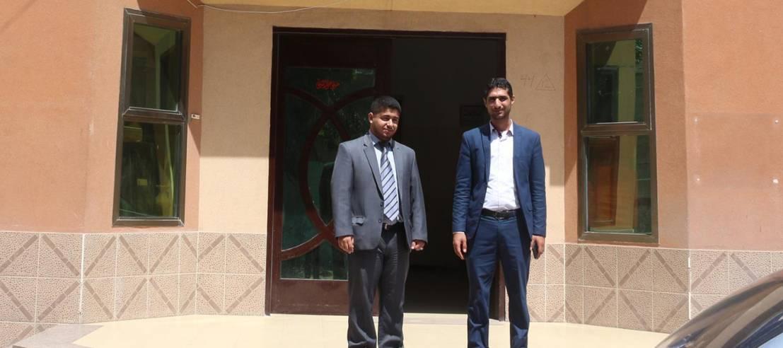 الأطباء العرب يدعم مستشفى الكرامة التخصصي