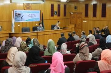 اتحاد الأطباء العرب يعقد محاضرة علمية بعنوان