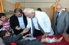 وفود اتحاد الاطباء العرب لغزة أثناء العدوان الاخير وشحنات الادوية ، صور العدوان على غزة