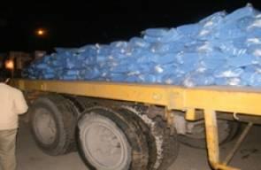 لجنة الإغاثة والطوارئ تدخل قافلة مساعدات طبية وأدوية