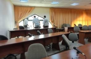 برنامج تدريب الكوادر الطبية في قطاع غزة - الجامعة الإسلامية