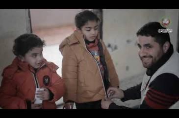 اتحاد الأطباء العرب - حملة دفء 5